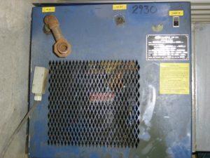 Zurn Model R10A Air & Gas Dryer, 1/2 Hp, Single Phase