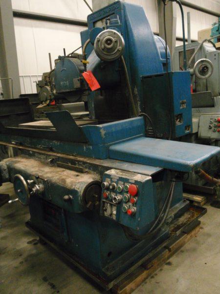 """Grand Rapids 12"""" x 40"""" Surface Grinder, Model 580"""