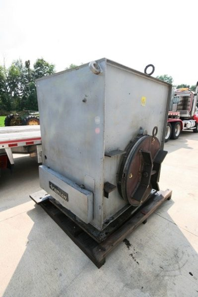 Aronson Model RS10GE/TS10GE Weld Positioner with Headstock and Tailstock