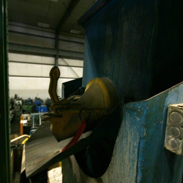 Used vibrator finishing machinery