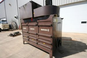 United Air Specialties Dust Hog Dust Collector, Model F7000