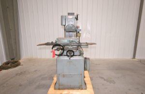 """Boyar-Schultz 6"""" x 18"""" Challenger Hand Feed Surface Grinder"""