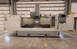 Haas VF-11 50 Taper CNC Vertical Machining Center, 2002