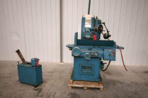 """Gallmeyer & Livingston Model 250 Grinder, 6"""" x 18"""""""