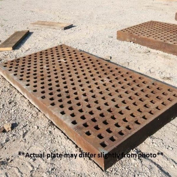 Acorn Style 3 X 6 Welding Table