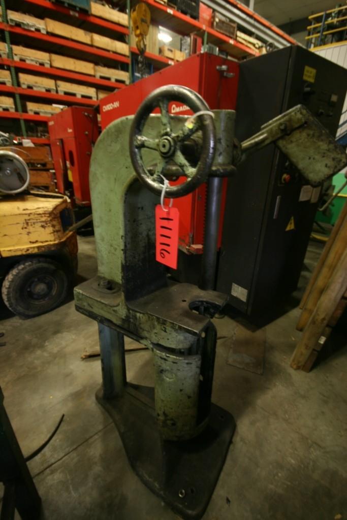 Greenerd Model 3.5 Ton Arbor Press