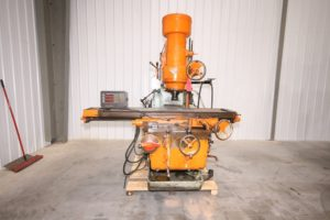 Kearney & Trecker 315 TF-16 Vertical Mill