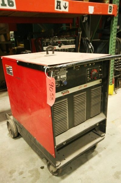 Lincoln Model CV-400 Welding Power Source