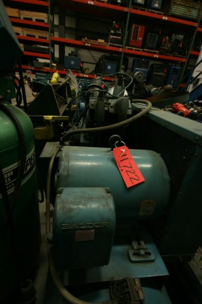 Dayton/Speed Aire 25 HP Air Compressor