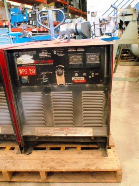 Lincoln Idealarc CV-400 Welder