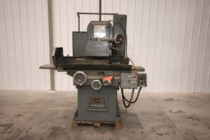 "Grand Rapids 12"" x 24"" Hydraulic Surface Grinder, Model 370"