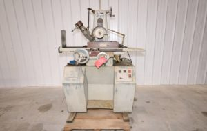 "Harig 6"" x 18"" Hand Feed Precision Surface Grinder, Model Super 618"