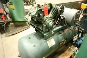 Saylor Beall 7.5 HP Air Compressor, Model 755-120