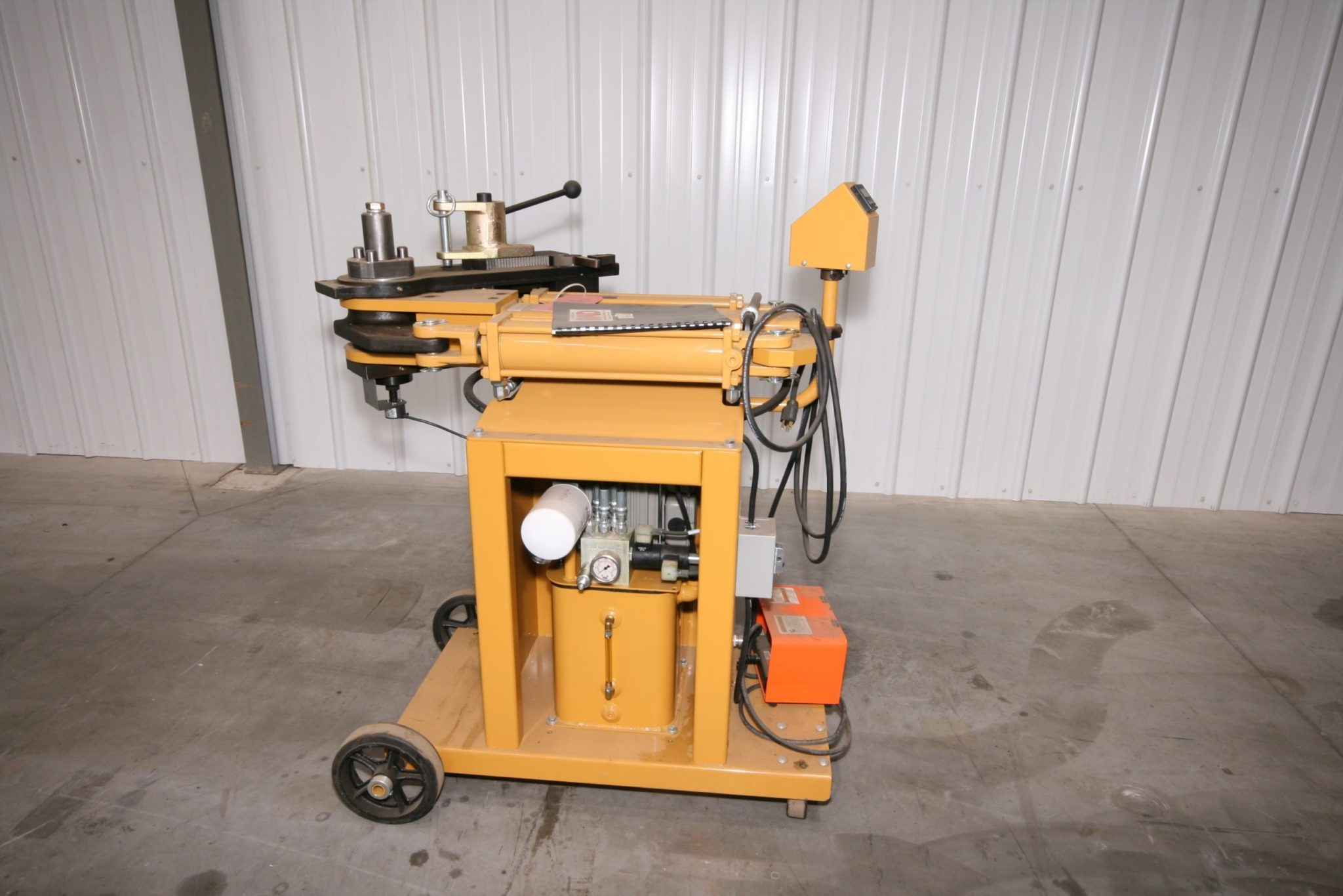Baileigh Industrial Inc Model RDB-175 Rotary Draw Tube and Pipe Bender - NEW