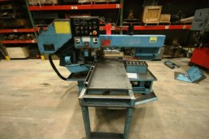 "DoAll 9"" x 16"" Swivel Automatic Horizontal Bandsaw, Model C916SA"