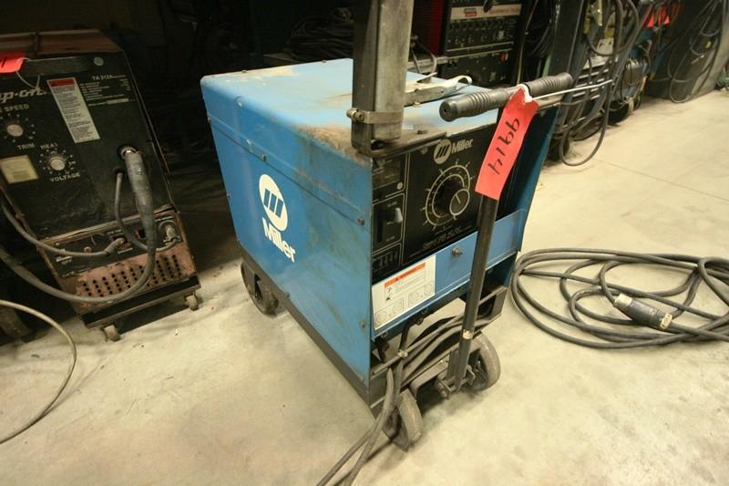 Miller Dialarc 250 Ac Dc Welder Stick Welder Miler