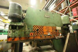 Pacific 12' x 400 Ton Press Brake Model K400-12