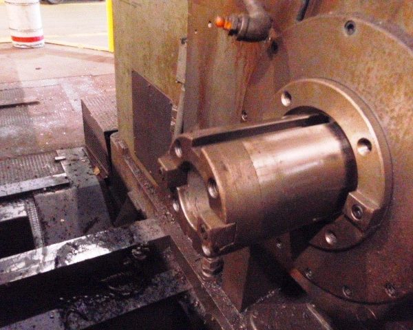 Cnc Mill For Sale >> Giddings & Lewis Model H-5 Boring Mill