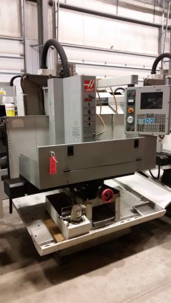 Haas TM-2 CNC Toolroom Mill, 2004