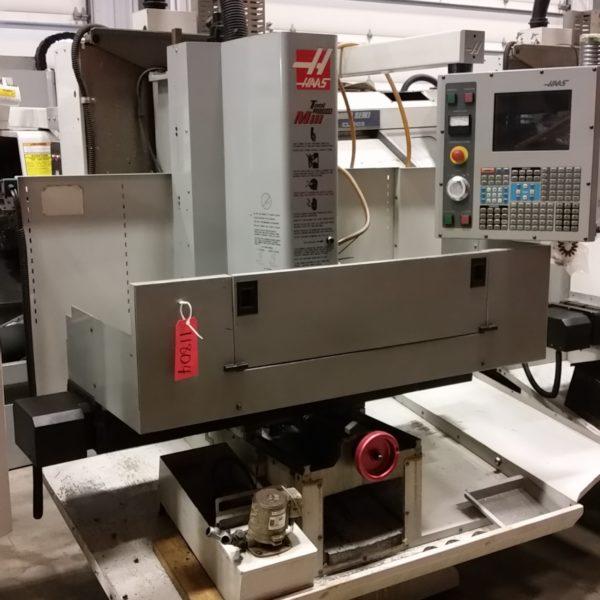 Haas TM-1 Toolroom Mill, 2004