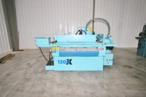 "Jones & Shipman Model 1300X 10"" x 27"" Cylindrical Grinder"