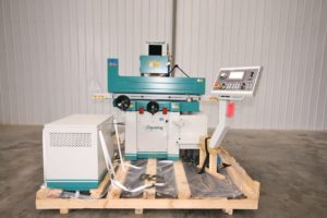 "Clausing 12"" x 24"" Hydraulic Automatic Surface Grinder, Model CSG-1224ASDIII - NEW"