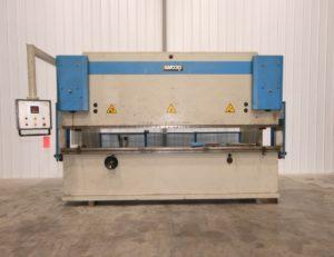 Barcorp Preci-Bend 12' x 200 Ton Press, Model APH 200