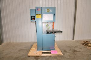 DoAll Model 2013-V3 Vertical Saw - NEW