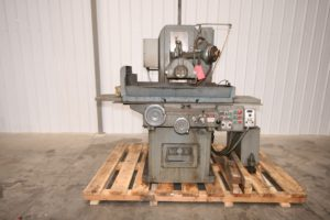 Grand Rapids Model 370 Grinder with Incremental Downfeed