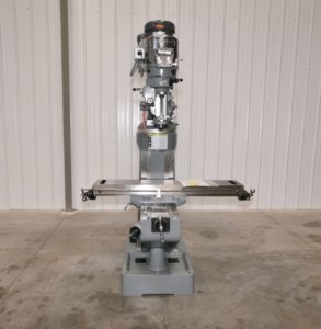 "Bridgeport Series I Vertical Mill, 9"" x 48"" Table, 2 HP - NEW"