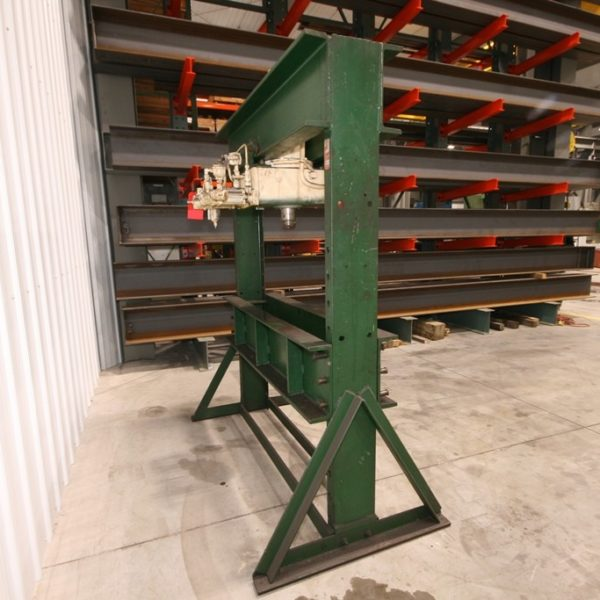 Dake Model 6 479 H Frame Press 75 Ton