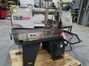 "Wellsaw 13"" x 16"" Horizontal Swivel Saw, Model 1316S"
