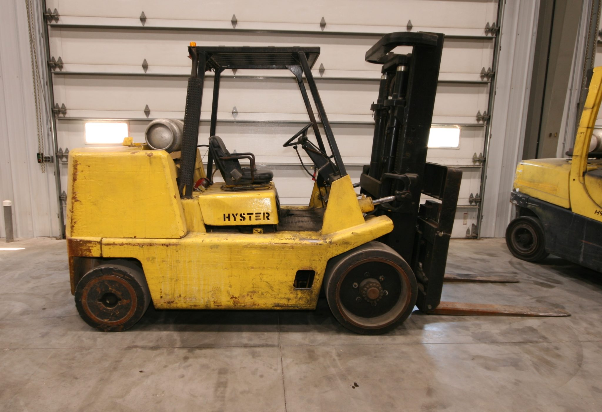 Hyster 15500 Service Manual Forklift Wiring Diagram E60 2004 H100xm Pneumatic Diesel Array 15000 Lbs Capacity Model S155xl Rh Vanderzielmachinery Com