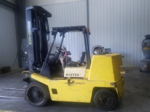 Hyster Model S155XL 15,000 lbs. Forklift