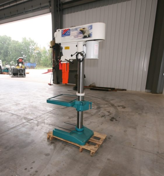 "Clausing 20"" Drill Press, Model 2276 - NEW"