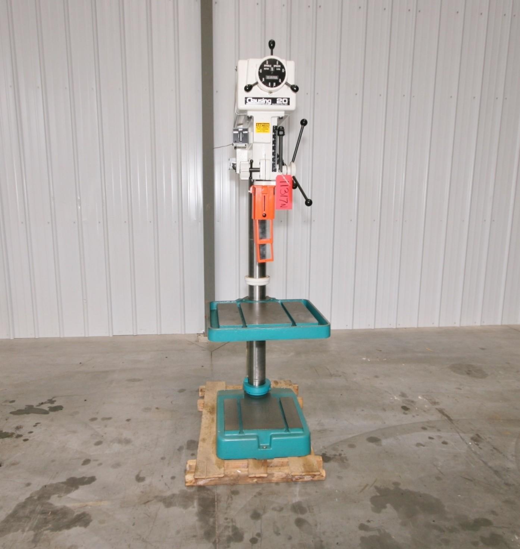 "Clausing 20"" Drill Press, Model 2277 - NEW"