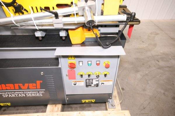 Marvel Spartan 60 Ton Ironworker, Model MISW60D - NEW