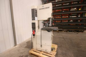 Rockwell Delta Vertical Saw