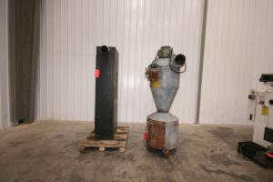 GEO Olcott Dust Collector with Bag House, Model AF-310