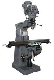 "Bridgeport Series I Vertical Mill, 9"" x 48"" Table, 2 HP – NEW"