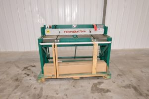 "Tennsmith 52"" x 16 GA Foot Squaring Shear, Model 52 - NEW"