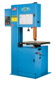 DoAll 20″ High Speed Contour Vertical Saw, Model 2013-V5 – NEW