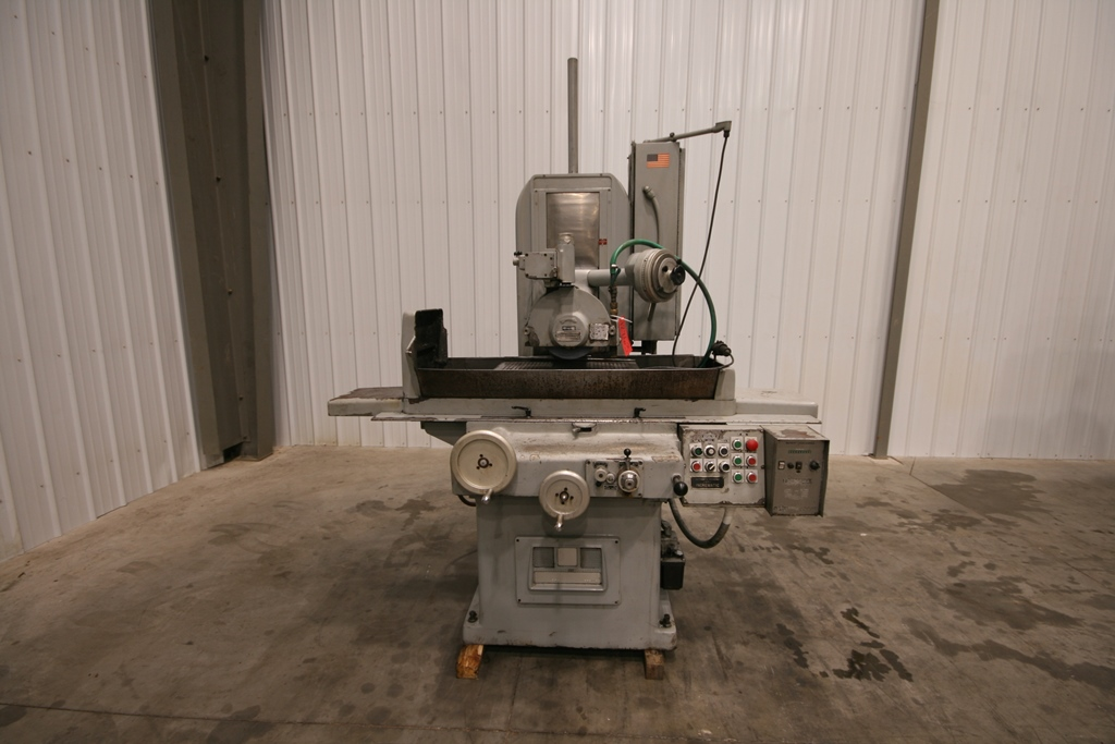 Gallmeyer Amp Livingston 12 Quot X 24 Quot Hydraulic Surface Grinder