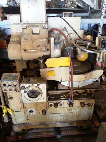 "Cincinnati Milacron/Heald Model 261-16 16"" Rotary Grinder"