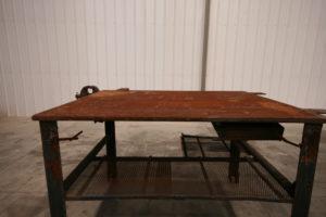 Welding Tables Vander Ziel Machinery Sales